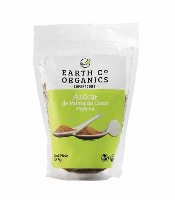 Azúcar de palma de coco orgánico