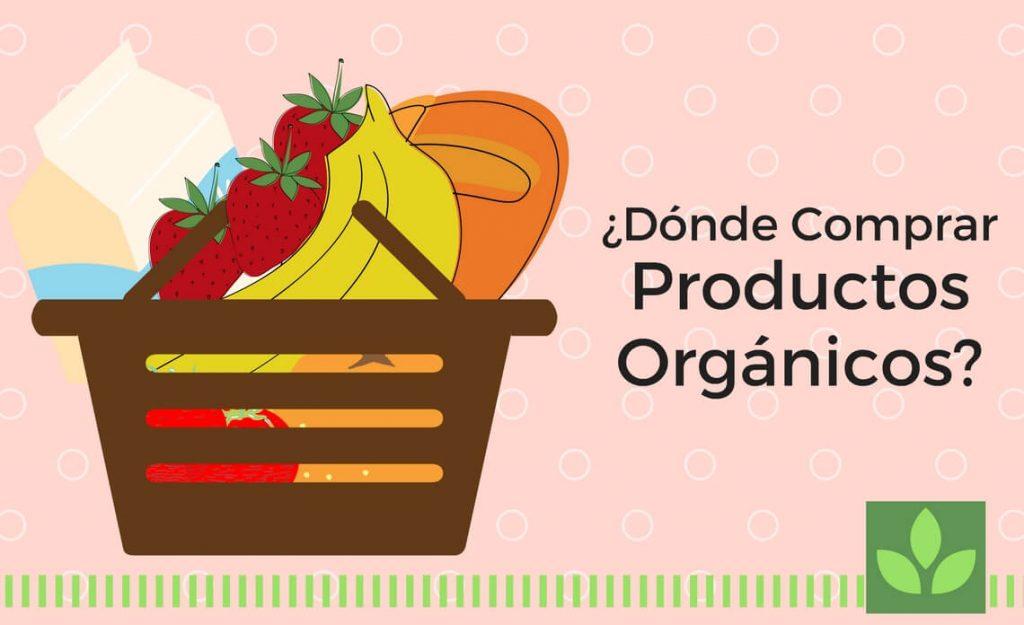 donde comprar productos orgánicos