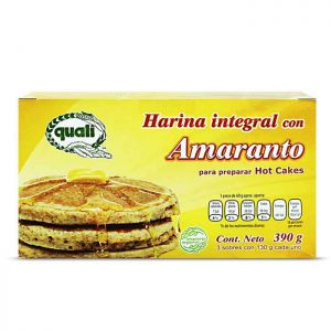 Harina de amaranto para hot cakes