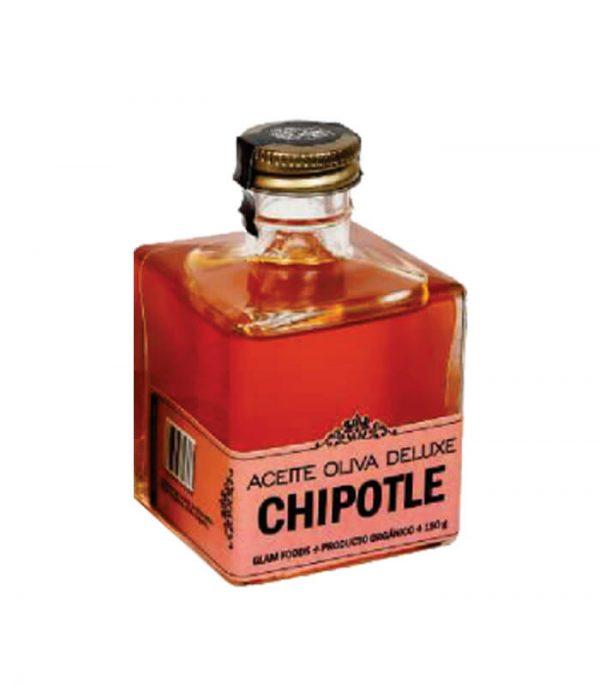 Aceite de chipotle glam foods