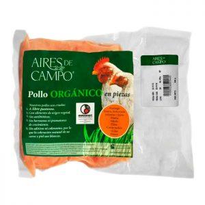 Alas de pollo orgánico Aires de Campo