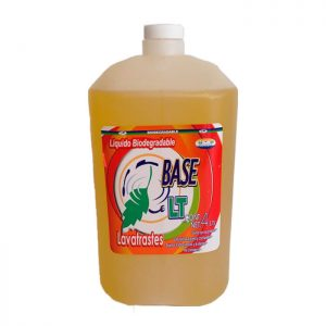 detergente líquido para trastes biodegradable