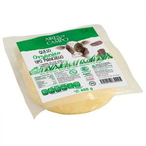 queso manchego orgánico