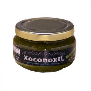 Salsa de xoconostle de habanero Xoconoxtl
